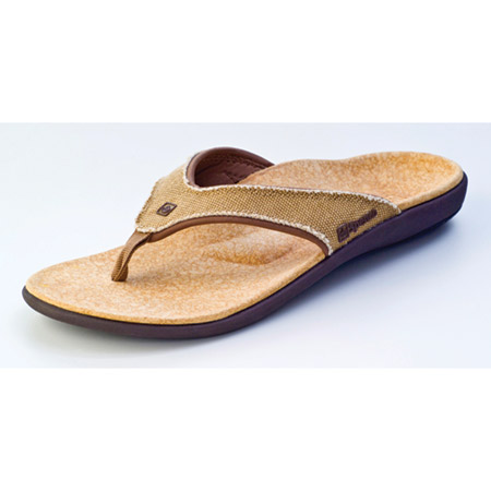 Men S Yumi Sandals Arch Support Flip Flops Arch Supports