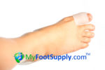 Gel Toe Sleeve, Silicone gel Sleeve, Toe Gel, Corn pad, Corn gel, gel corn, gel toe cushion.