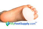 Gel Foot Cushions, Gel Fat Pads, Gel Foot Callus Pads, Gel Ball of Foot Pads, Gel callus Cushion, Fat Pad Atrophy