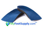 1st Step Arch Supports, firm molding arch supports, Arch supports, Orthotics, Starter Orthothics.