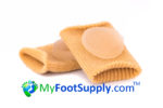 Gel Corn Pads, MyFootSupply Gel Corn Pad, Corn Pad, Elastic Gel Cushion,